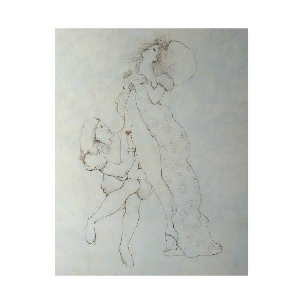 Leonor  Fini Item 29276 Buy original art online