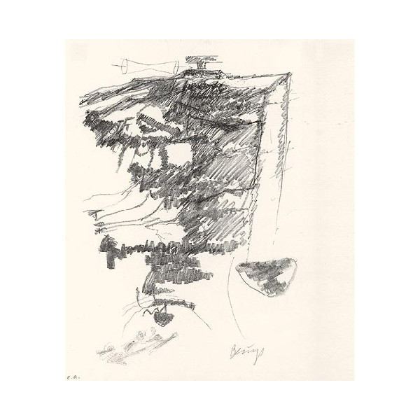 Joseph  Beuys Item 25344 Buy original art online
