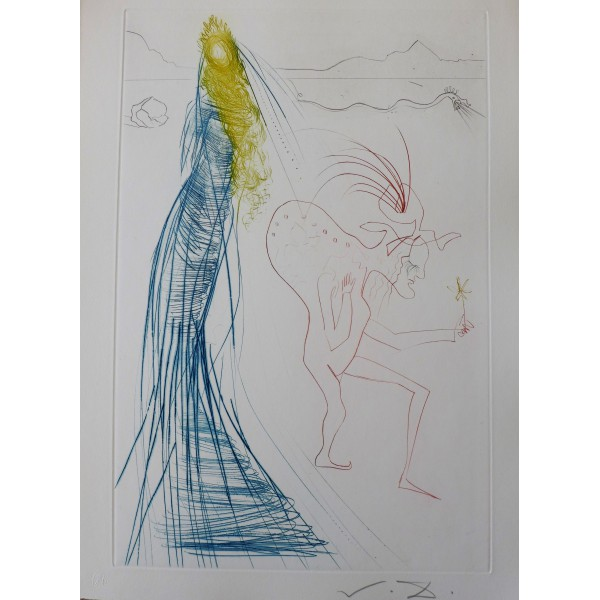 Salvador  Dali Item 29134 Buy original art online
