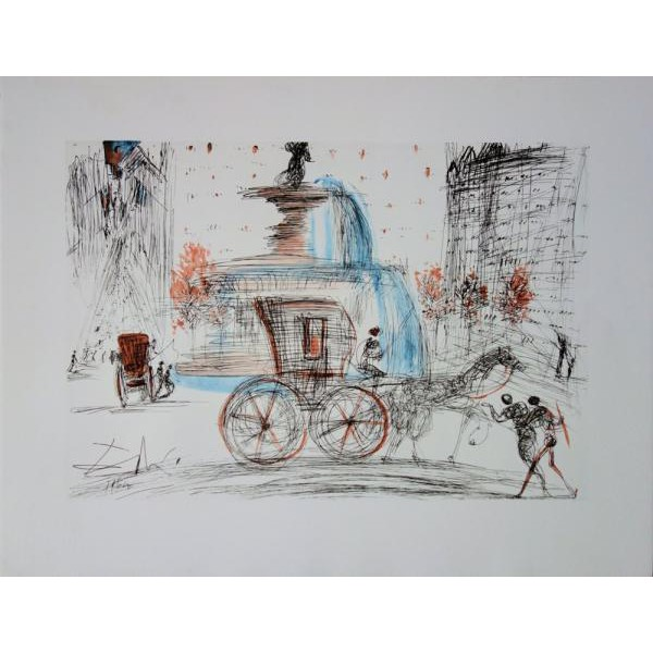 Salvador  Dali Item 25883 Buy original art online