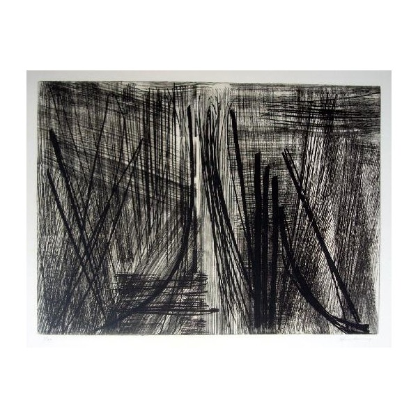 Hans  Hartung Item 26624 Buy original art online
