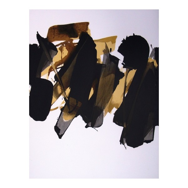 Pierre  Soulages Item 27954 Buy original art online