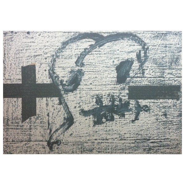 Antoni  Tapies Item 28133 Buy original art online