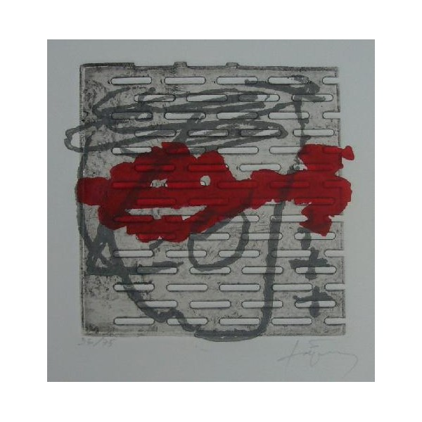 Antoni  Tapies Item 28104 Buy original art online
