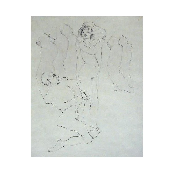 Leonor  Fini Item 29287 Buy original art online