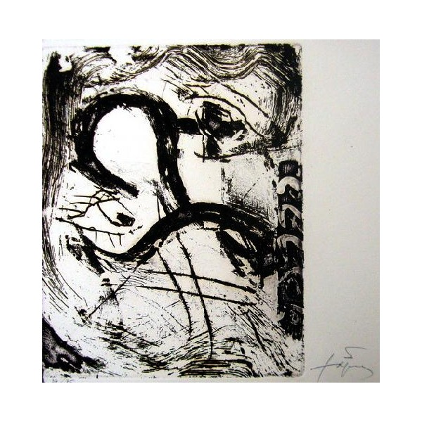 Antoni  Tapies Item 28105 Buy original art online