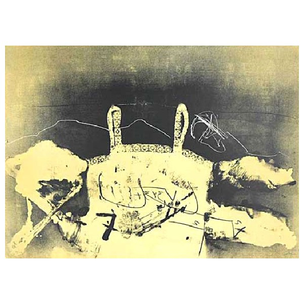Antoni  Tapies Item 28113 Buy original art online