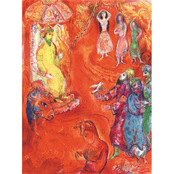 Marc  Chagall Item 28974 Buy original art online