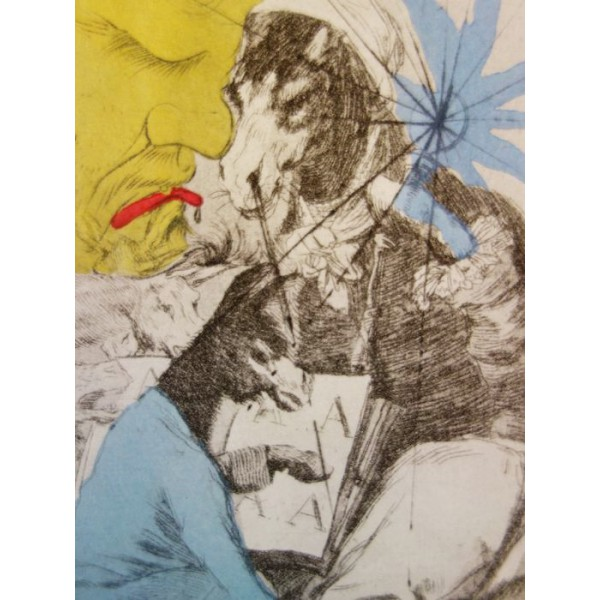 Salvador  Dali Item 25881 Buy original art online