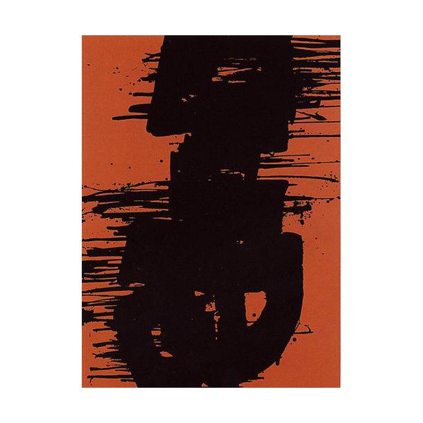 Pierre  Soulages Item 27982 Buy original art online