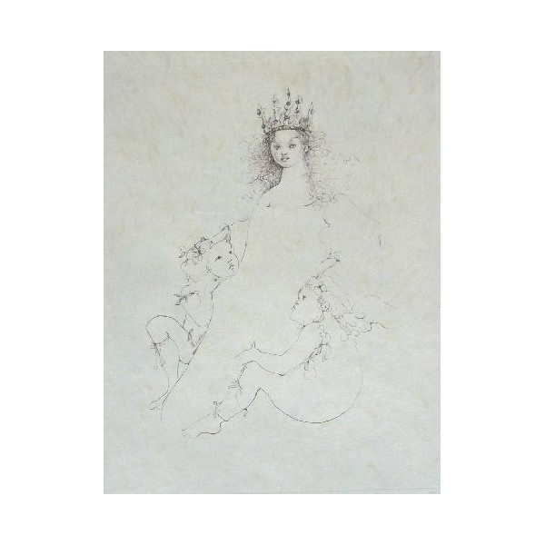 Leonor  Fini Item 29282 Buy original art online