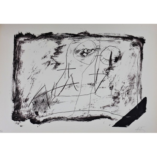 Antoni  Tapies Item 28140 Buy original art online