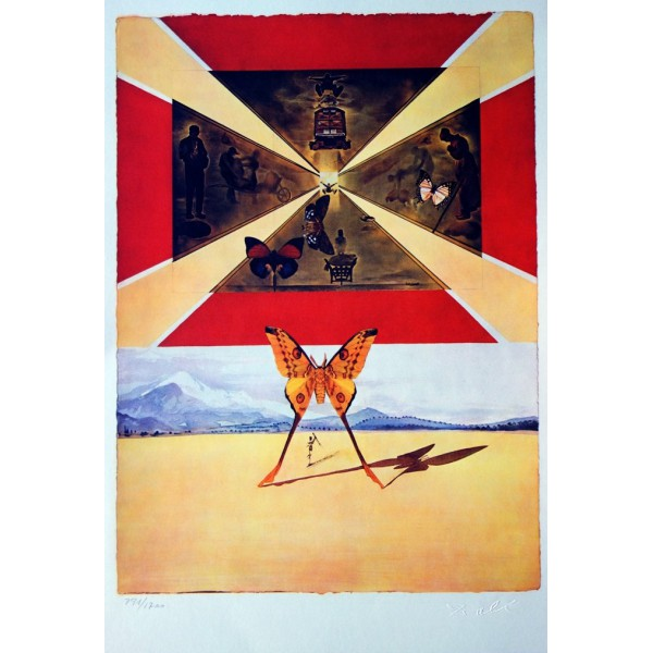 Salvador  Dali Item 25895 Buy original art online