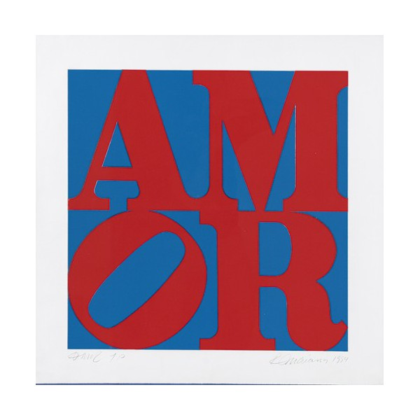 Robert  Indiana Item 29395 Buy original art online