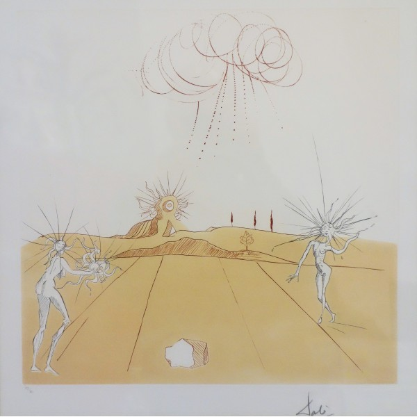 Salvador  Dali Item 25898 Buy original art online