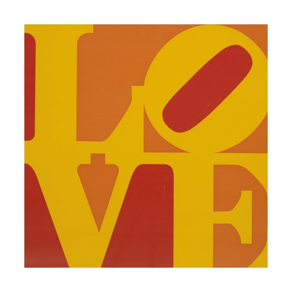 Robert  Indiana Item 26680 Buy original art online