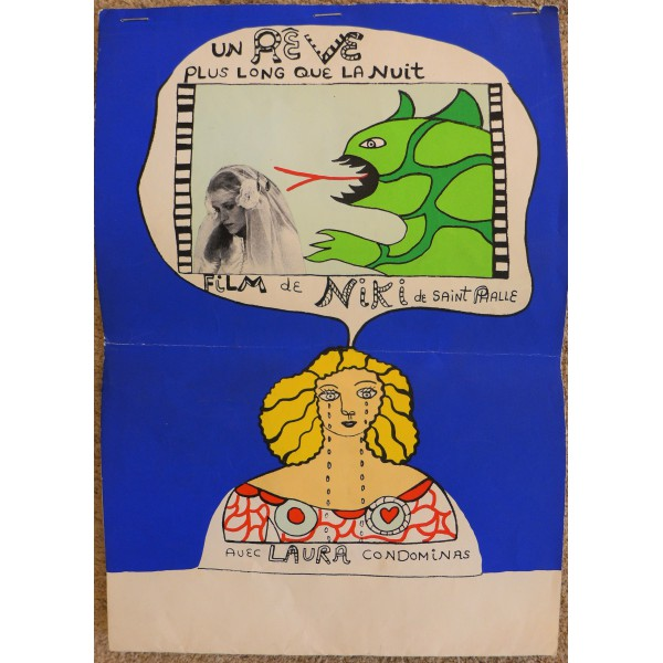 (de) niki  Saint-phalle Item 27823 Buy original art online