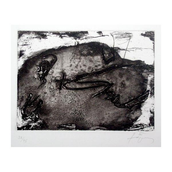 Antoni  Tapies Item 28103 Buy original art online