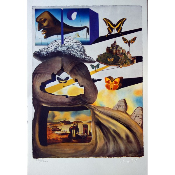 Salvador  Dali Item 25894 Buy original art online