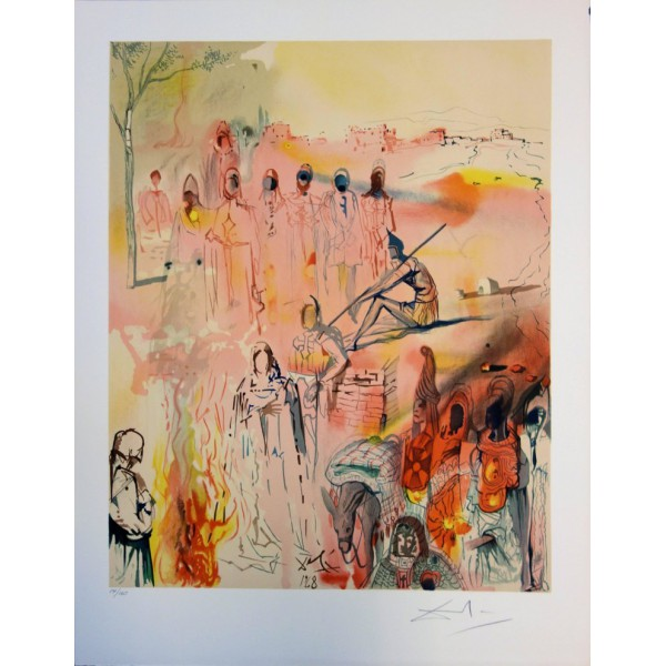 Salvador  Dali Item 25863 Buy original art online