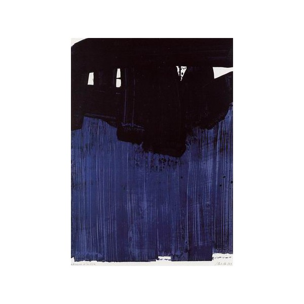 Pierre  Soulages Item 27983 Buy original art online