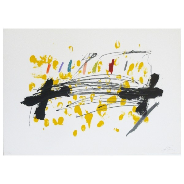 Antoni  Tapies Item 28121 Buy original art online