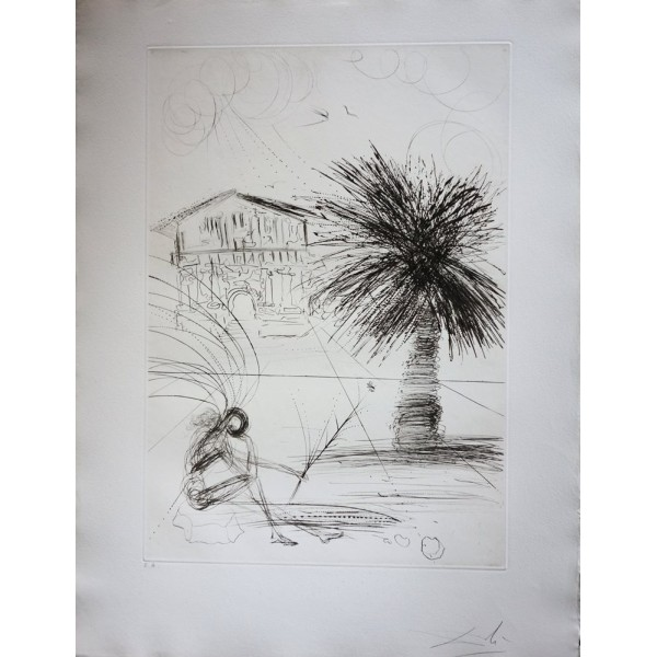 Salvador  Dali Item 26057 Buy original art online