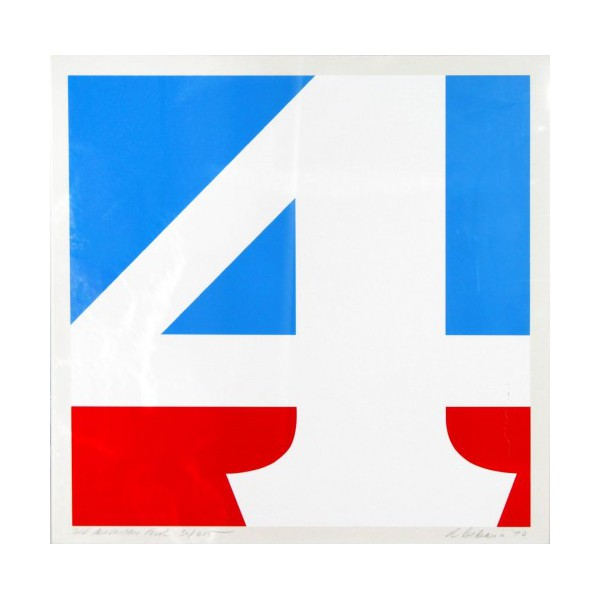 Robert  Indiana Item 26681 Buy original art online