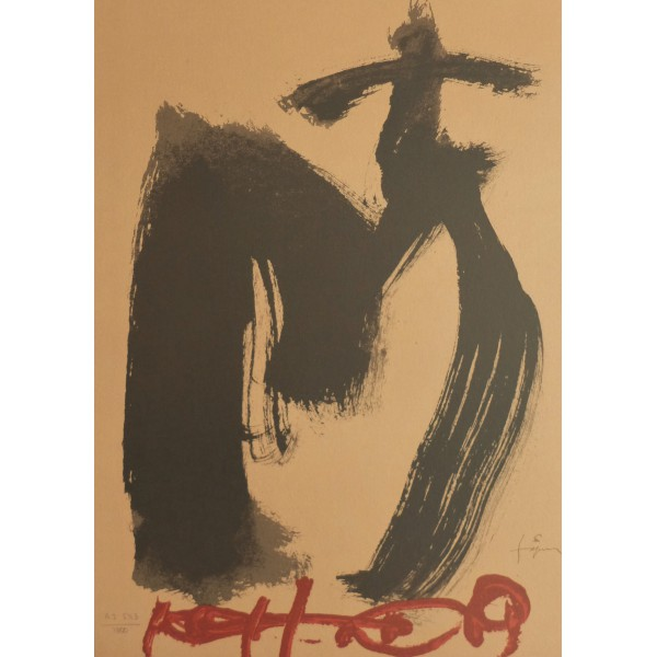 Antoni  Tapies Item 28114 Buy original art online