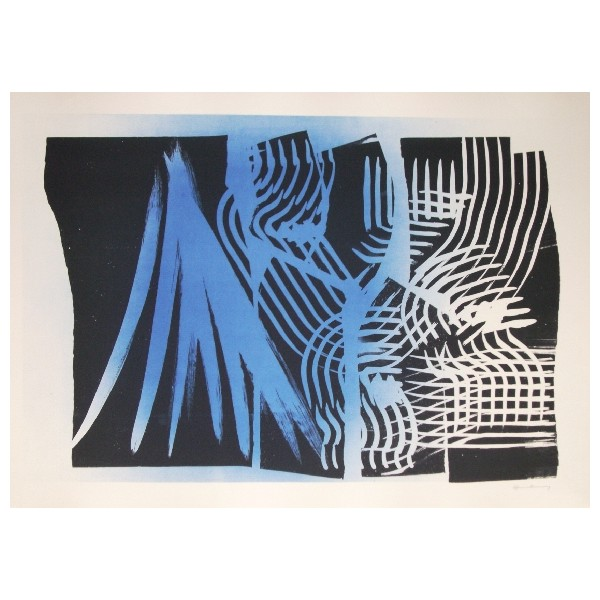 Hans  Hartung Item 26629 Buy original art online