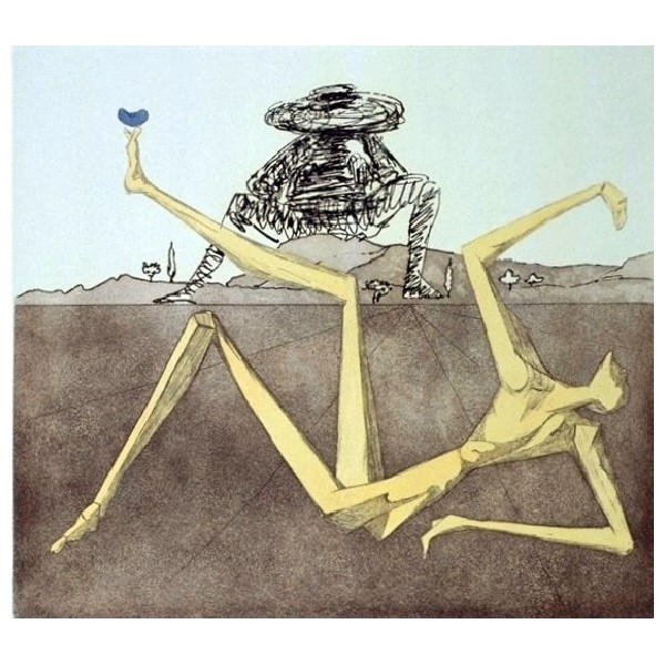 Art for sale Salvador  Dali Item 25833