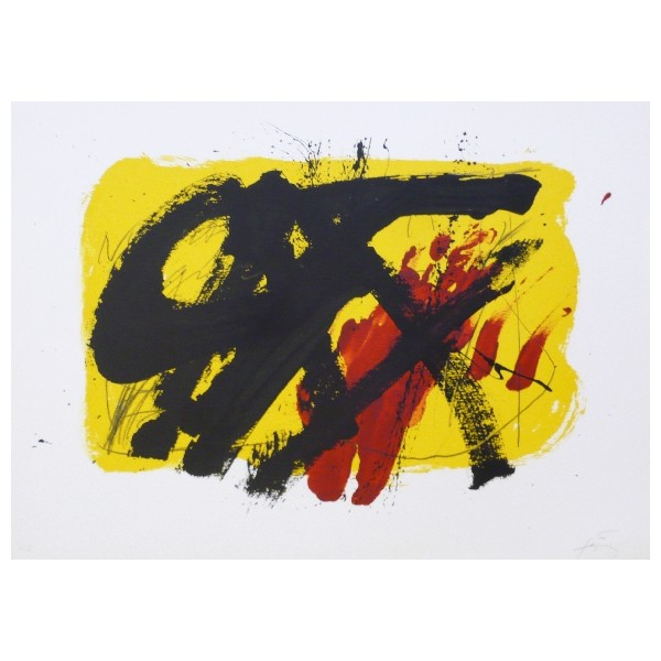 Antoni  Tapies Item 28120 Buy original art online