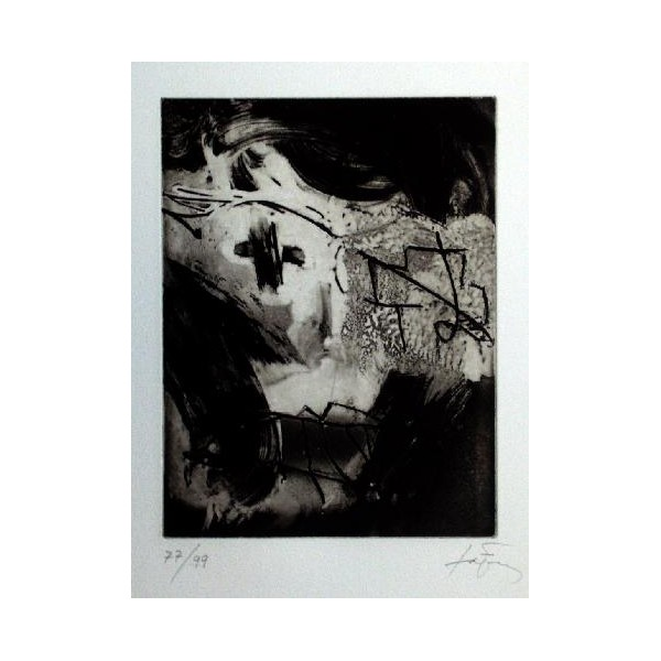 Antoni  Tapies Item 28106 Buy original art online