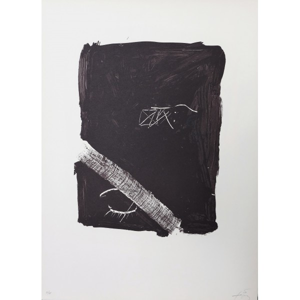 Antoni  Tapies Item 28136 Buy original art online
