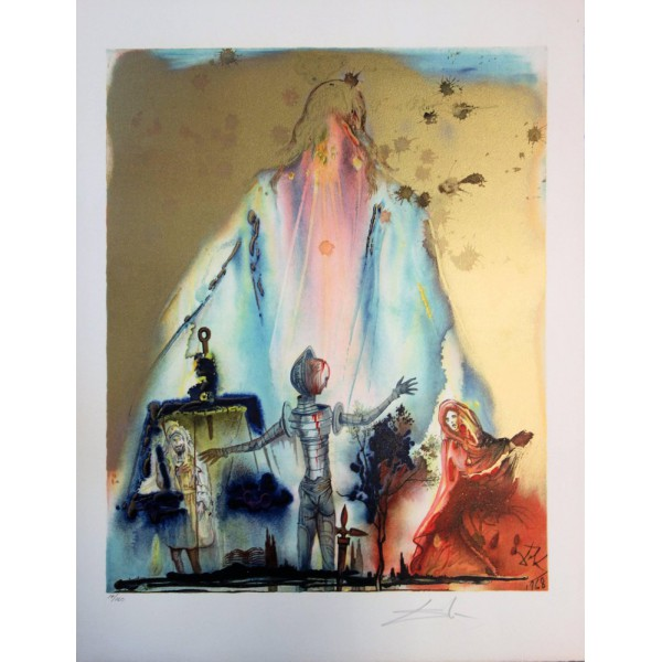 Salvador  Dali Item 25862 Buy original art online