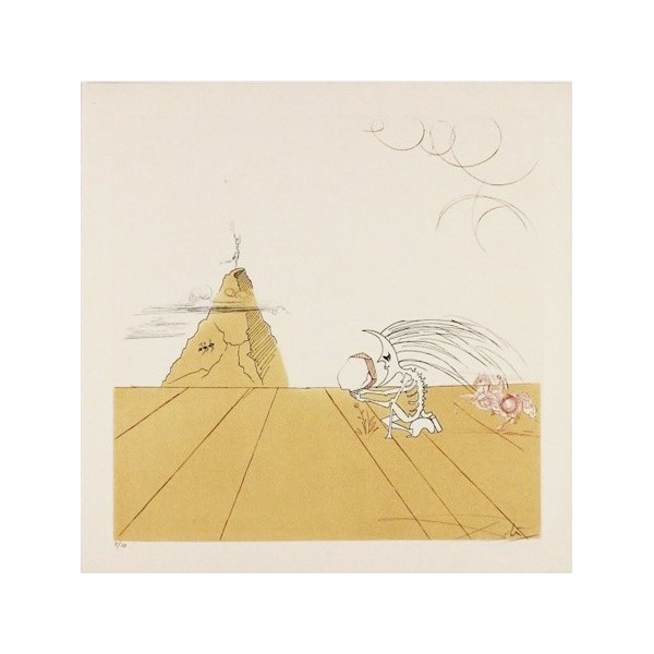 Salvador  Dali Item 25900 Buy original art online