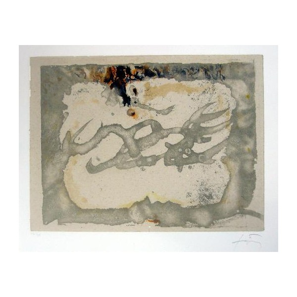 Antoni  Tapies Item 28102 Buy original art online