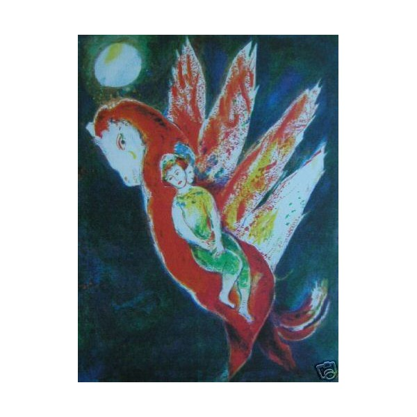 Marc  Chagall Item 25572 Buy original art online