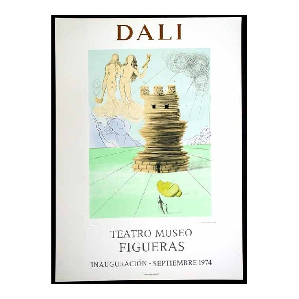 Salvador  Dali Item 29075 Buy original art online