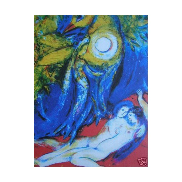 Marc  Chagall Item 25573 Buy original art online