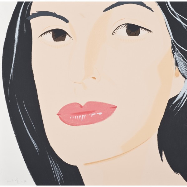 Alex  Katz Item 26719 Buy original art online