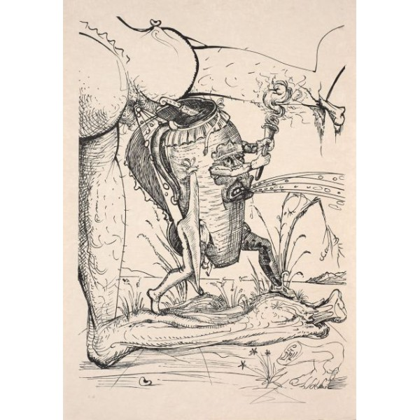 Salvador  Dali Item 29105 Buy original art online