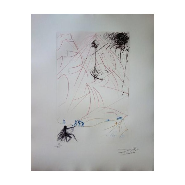 Salvador  Dali Item 29086 Buy original art online