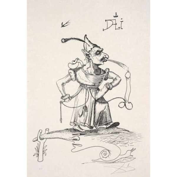 Salvador  Dali Item 29114 Buy original art online