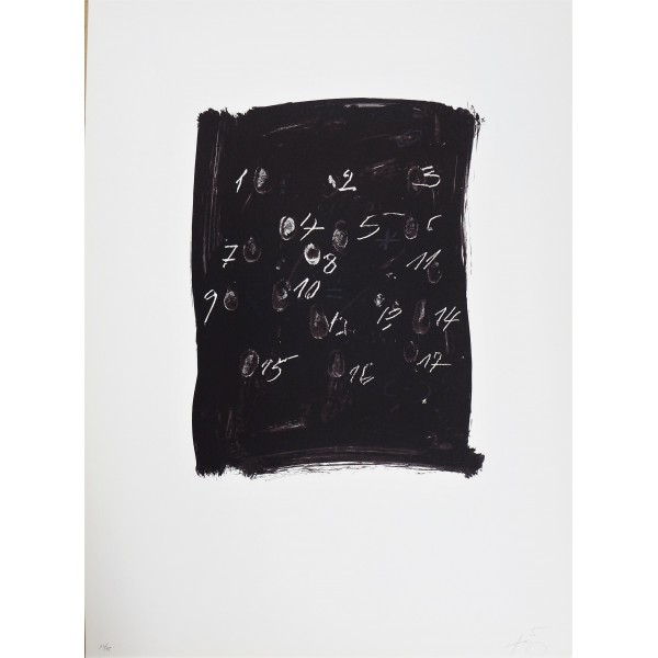 Antoni  Tapies Item 28142 Buy original art online