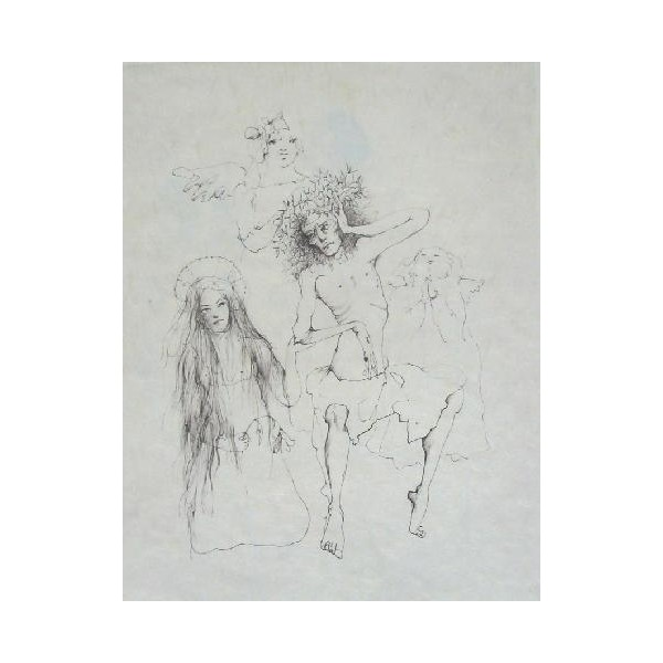 Leonor  Fini Item 29283 Buy original art online