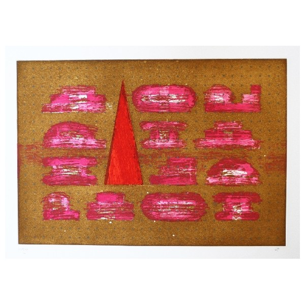 Vicente  Rojo Item 27801 Buy original art online