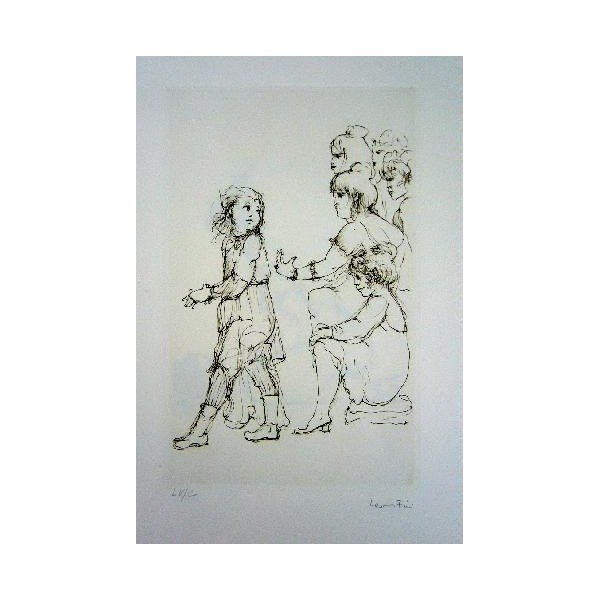 Leonor  Fini Item 29316 Buy original art online