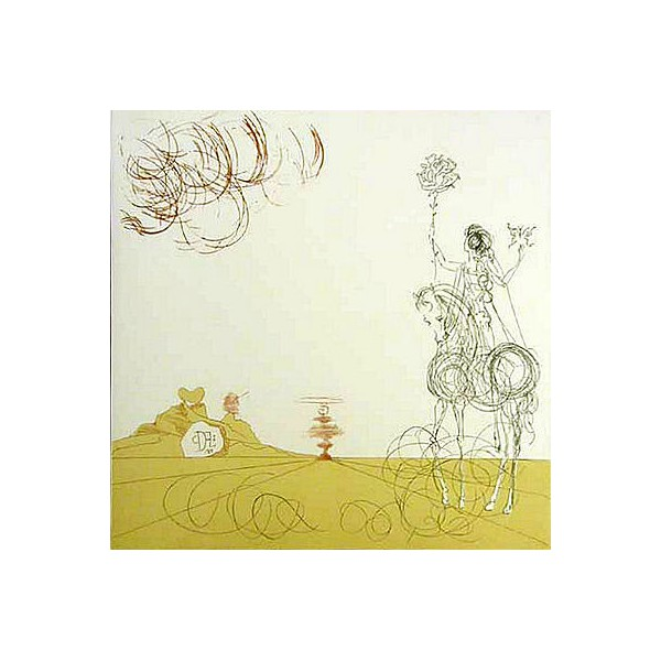 Salvador  Dali Item 25902 Buy original art online