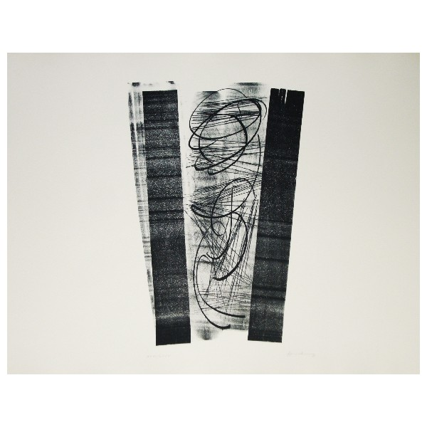 Hans  Hartung Item 26636 Buy original art online